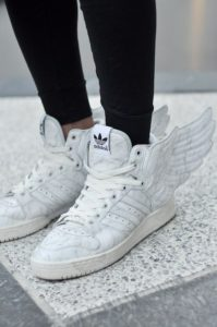 Cool White Sneakers