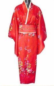 Japanese Kimonos Image