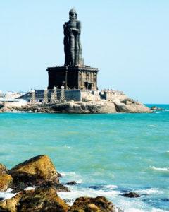 thiruvalluvar statue tamil Nadu
