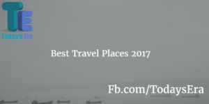 Best Travel Places 2017