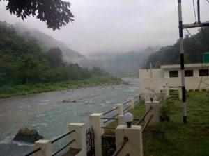 River in Rishikesh