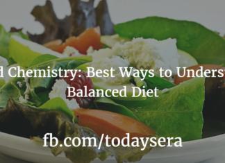 Food Chemistry Best Ways to Understand Balanced Diet