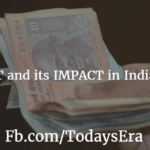 GST and its IMPACT in India