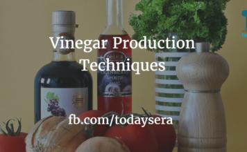 Vinegar Production