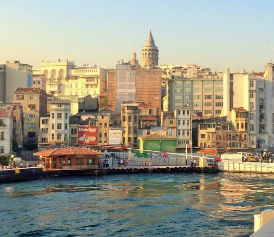 istanbul- River Side