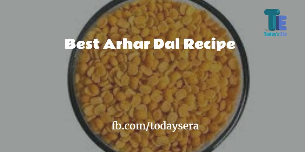 Arhar Dal Chawal Recipie