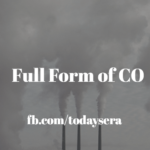 CO full form