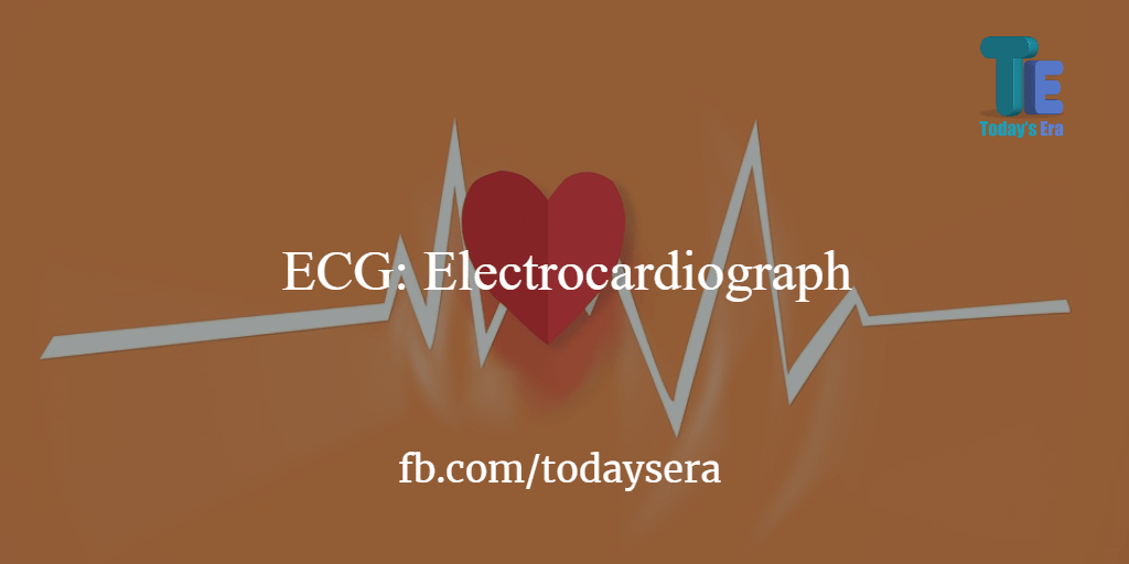 Full Form of ECG And Its Working