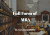 mba full form
