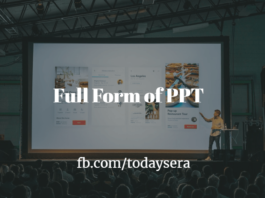 Full Form of PPT And Tricks For Using It