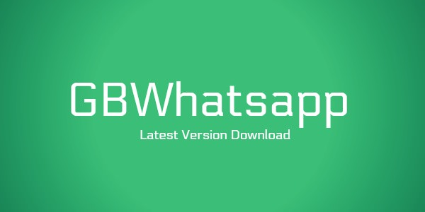GBWhatsapp APK Download Latest Version 6.55