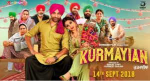 Kurmaiyan- Upcoming Punjabi movie 2018