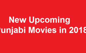 New Upcoming Punjabi Movies in 2018