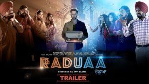Raduaa upcoming Punjabi movie 2018
