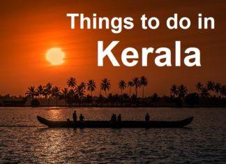 Things to do in Kerala
