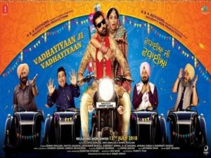 VadhayiyaanJiVadhaiyaan-Upcoming Punjabi Movie 2018