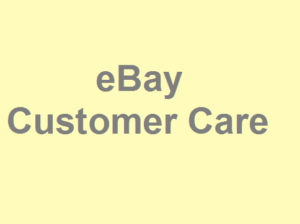 eBay Customer Care