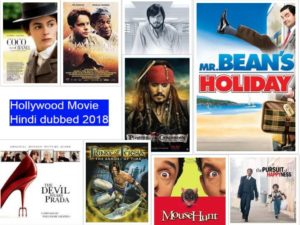 hollywood movie hindi dubbed 2018