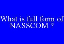 nasscom full form