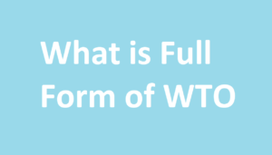 wto full form
