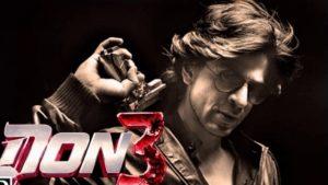 Shahrukh Khan's upcoming movies