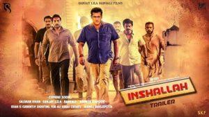 Upcoming Salman Khan Movies