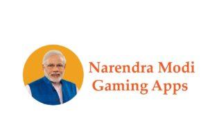 NarendraModi Gaming Apps