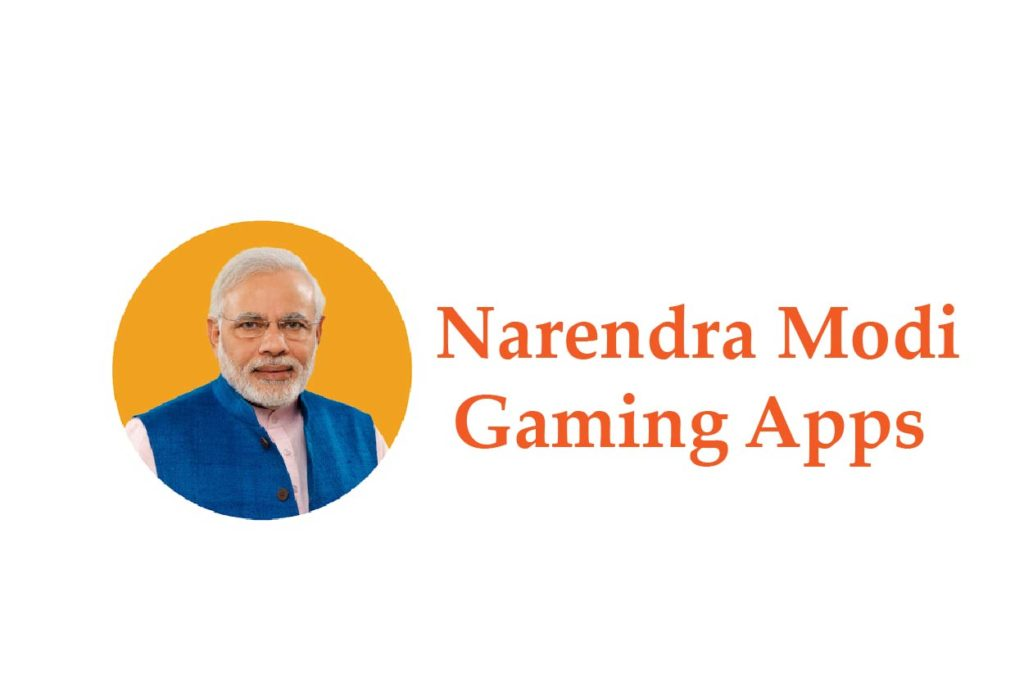 Narendra Modi Gaming Apps