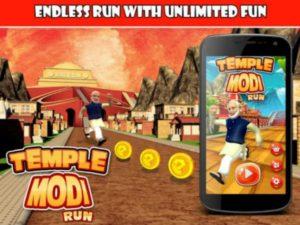 Temple Modi Run