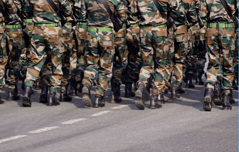 Top 5 Regiment in Indian Army01